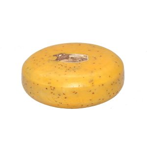 Cumin Gouda Cheese 5 kilogram wheel