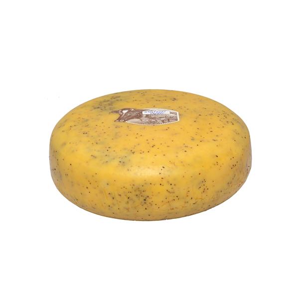Cracked Peppercorn Gouda Cheese 5 kilogram wheel