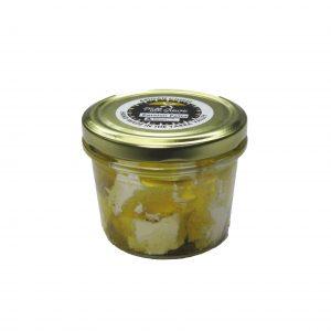 Marinated Persian Fetta Cheese jar